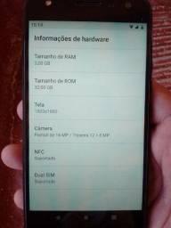 Motorola moto x4 semi novo + nota fiscal