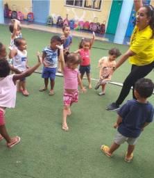 Animação + Recreação Infantil + Oficinas Lúdicas