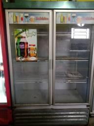 Freezer refrigerante