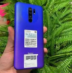 Prime 128 GB - Smartphone Original com garantia - Xiaomi Redmi 9
