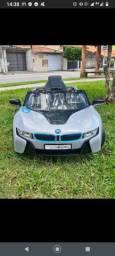 BMW elétrica 2 baterias