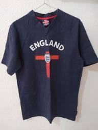 Camisa da Seleção da Inglaterra