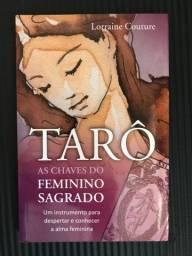 Livro tarô do sagrado feminino