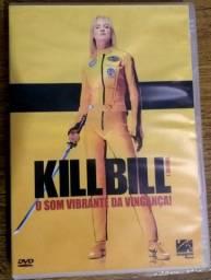 DVD's KILL BILL VOLUME 1 & 2