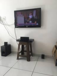 Vendo tv 32 polegadas sti e um home theater sansung