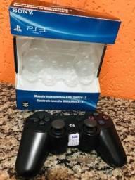 Controle PS3 Novo