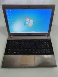 "Notebook Samsung ""AMD Dual Core, 4Gb, HD250Gb"""