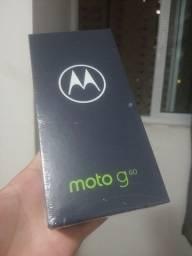 Moto G60 128gb, azul , 2.200 reais , lacrado