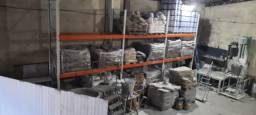 Porta palet industrial