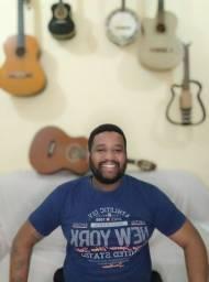 Música ao Vivo( Cantor Voz e Violão para casamentos, aniversários, bares e eventos).