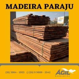 Madeira Paraju - Viga 5 x 15 | Ágil Madeireira