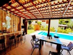 Título do anúncio: Casa Alto Padrão para Venda em Mata de São João, Praia do Forte, 4 dormitórios, 4 suítes,