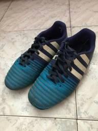 Título do anúncio: Vendo chuteira Adidas Nitrocharge