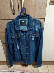 Título do anúncio: Jaqueta Jeans Destroyed R$70 PRA LEVAR