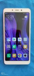 Xiaomi Redmi 6A Azul Completo na Caixa