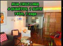 Apartamento com 4 dormitórios à venda, 145 m² por R$ 1.630.000,00 - Flamengo - Rio de Jane