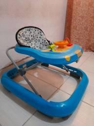 Cadeira de descanso + andador