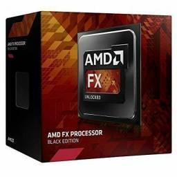 Processador Amd Fx 8350 De 8 Núcleos E 4ghz De Frequência