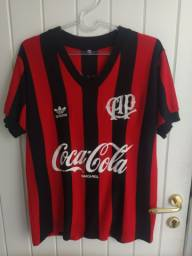 Camiseta Atlético PR Coca Cola