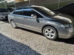 Honda Civic LXS 2008/08 automático top de linha.