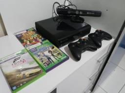Xbox 360 super slim usado