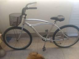 Bicicleta de alumínio freio contra pedal. R $: 400,00