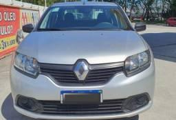 Carro Uber/99 c/GNV, KM Livre / Logan 2018 Aluguel