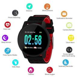 Relógio Bluetooth smartwatch (novo zero)