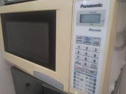 Título do anúncio: Micro ondas Panasonic 18 L 220v c garantia