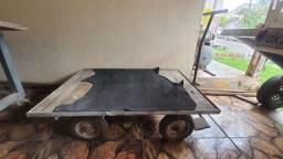 Carro de carga tipo prancha