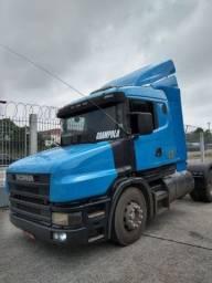 Título do anúncio: Defletor de ar Scania bicuda