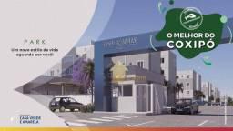 Apartamento com 2 dormitórios à venda, 40 m² por R$ 135.000,00 - Jardim das Palmeiras - Cu