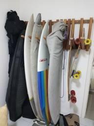 Porta prancha de surf ou skate