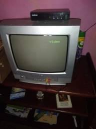 Tv com conversor