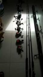 Tralha de pesca