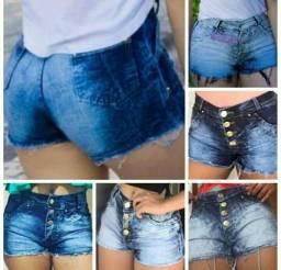 Shorts jeans modelo hotpant! PROMOÇÃO