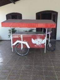 Carrinho de Lanche/foold bike