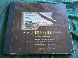 Álbum Beethoven Emperor Concerto