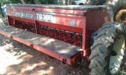 Semeadeira Semeato TD 300 / Plantadeira de Trigo
