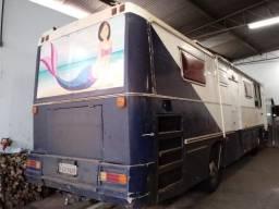 Ônibus Motor-home - 1985