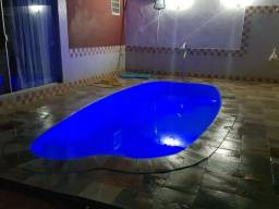 Piscina oval Alpino 5,80 x 2,68