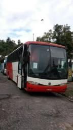 Ônibus g6 ano 2001 modelo 2002 volvo b7 com mecânica MB O 400