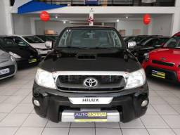Toyota Hilux SRV 3.0 4X4 Diesel - Placa A - 2011
