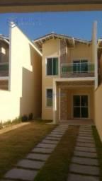 Casa com 3 dormitórios à venda, 128 m² por R$ 290.000,00 - Eusébio - Eusébio/CE