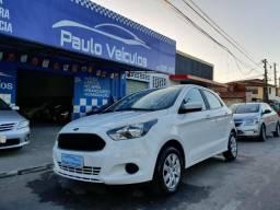 Ford Ka Se 1.0 Flex 2017/ 2018 completo, revisado, garantia! - 2018