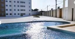 Apartamento com 2 dormitórios à venda, 56 m² por R$ 146.000,00 - José de Alencar - Fortale