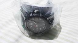 Relógio Verde Smael G-Shock militar