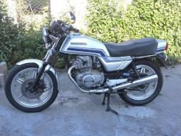Vendo CB 400 - 1981