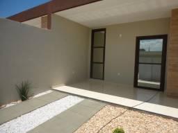 CP004- Casa 3 Quartos, Porcelanato, 100 m2, Shopping,Eusébio