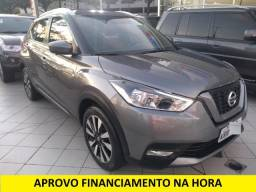 Nissan Kicks sL- Financiamento na hora - 2017